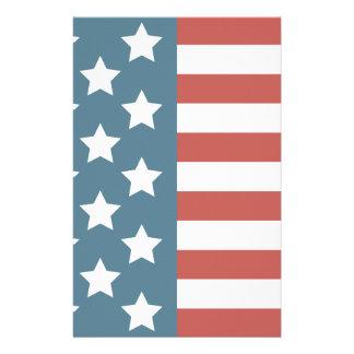 Papelaria Bandeira americana
