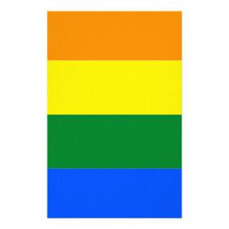 Papelaria Bandeira de Alabama LGBT