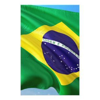 Papelaria Bandeira internacional Brasil