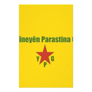 Papelaria Bandeira v2 de YPG