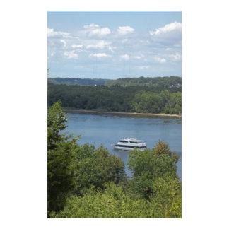 Papelaria Barco do rio Mississípi