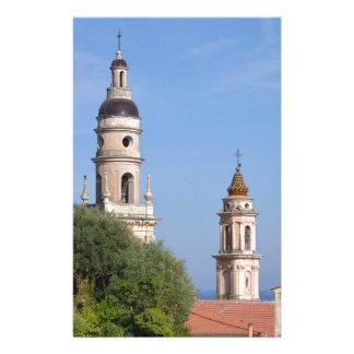Papelaria Basílica em Menton em France