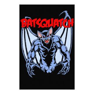 Papelaria Batsquatch