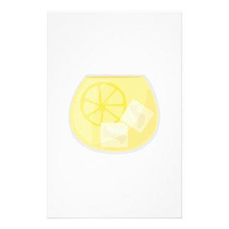 Papelaria Bebida do limão