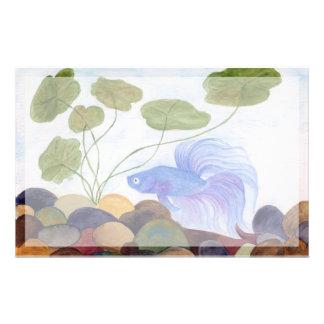 Papelaria Betta azul