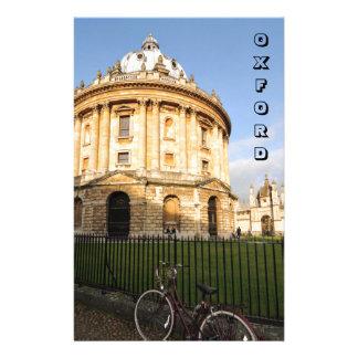 Papelaria Biblioteca em Oxford, Inglaterra