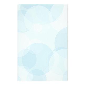 Papelaria Bolhas azuis