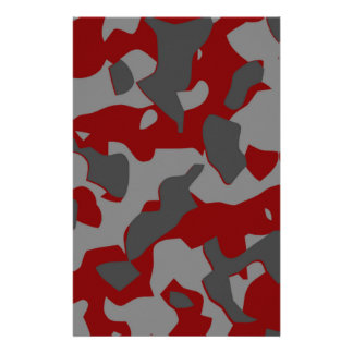 Papelaria Boot Camp Camo