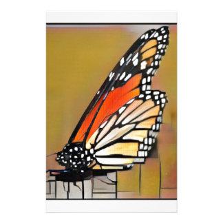 Papelaria Borboleta de monarca