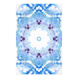 Papelaria Borboletas azuis bonito
