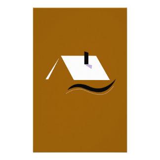 Papelaria Branco home do ouro do design