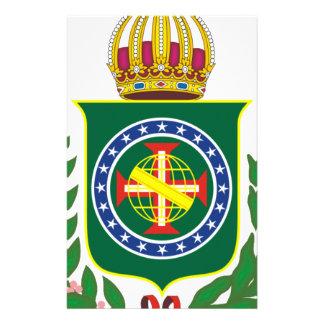 Papelaria Brasão Império do Brasil