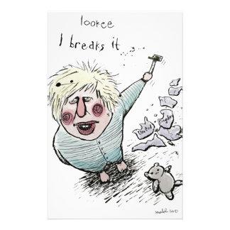 Papelaria Brexit significa rupturas ele?