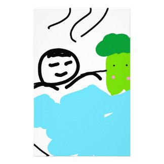 Papelaria Brócolos bonitos em Hot Springs