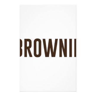 Papelaria Brownie