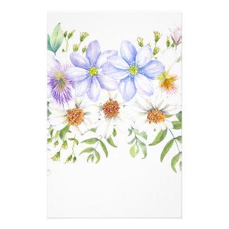 Papelaria Buquê floral do campo