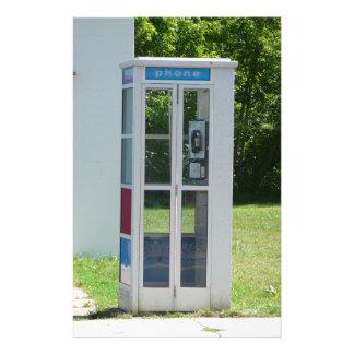 Papelaria Cabine de telefone
