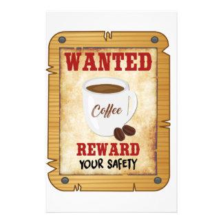 Papelaria Café querido