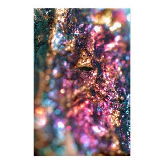 Papelaria Caneleiras do minério de pavão