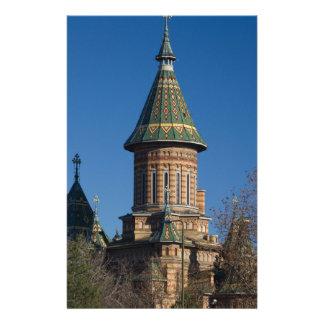 Papelaria Catedral de Mitropolitan, Timisoara, Romania
