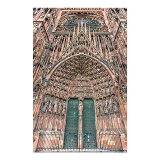 Papelaria Cathedrale Notre-Dame, Strasbourg, France