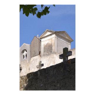 Papelaria Cemitério em Menton