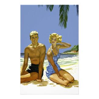 Papelaria Cena da praia