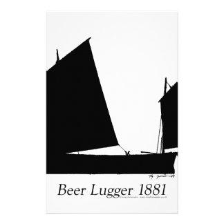 Papelaria Cerveja 1881 Lugger - fernandes tony