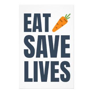 Papelaria Coma o Vegan - vidas das economias