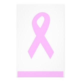 Papelaria Consciência do cancro da mama
