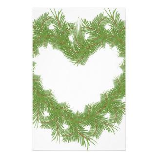 Papelaria coração da árvore