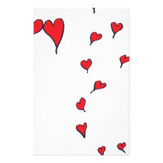 Papelaria corações 1 por fernandes tony