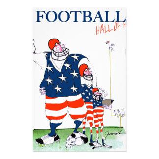 Papelaria Corredor da fama do futebol, fernandes tony