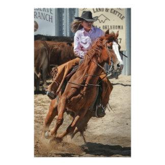 Papelaria cowgir