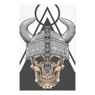 Papelaria Crânio de Viking