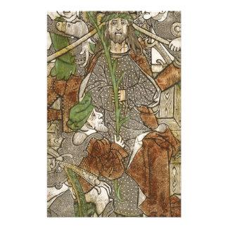 Papelaria Cristo coroado com espinhos