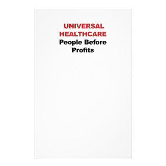 Papelaria Cuidados médicos universais