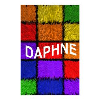 PAPELARIA DAPHNE
