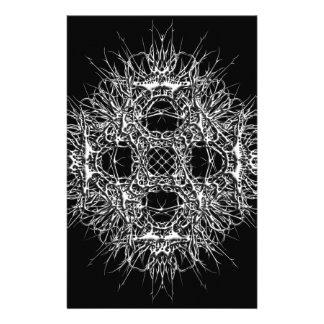 Papelaria dark 666