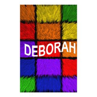 PAPELARIA DEBORAH
