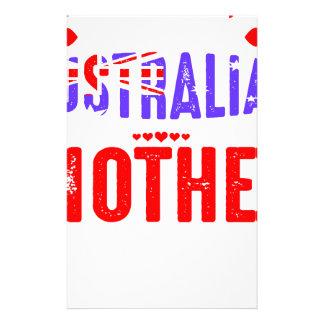 Papelaria Desembarace do uso nao receoso australiano louco