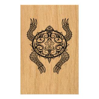 Papelaria Desenho da tartaruga