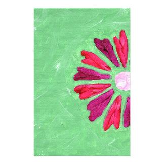 Papelaria Design da pintura original