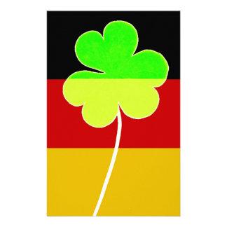 Papelaria Divertimento alemão irlandês de St Patrick do