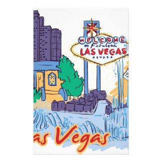 Papelaria Divertimento de Las Vegas em The Sun