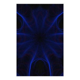 Papelaria DK. Laser azul