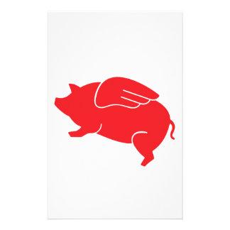 Papelaria 🐷 do porco do vôo