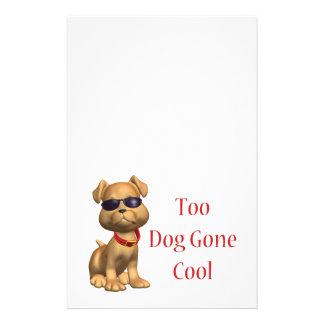 Papelaria Doggy legal ido cão