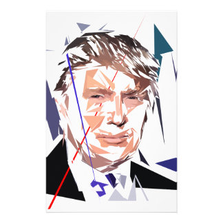 Papelaria Donald Trump