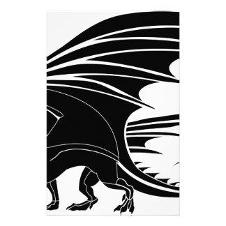 Papelaria Dragão irritado